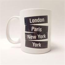 York - International Mug