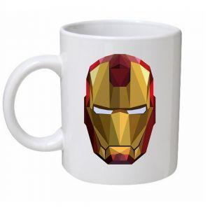 Iron Man Helmet Mug