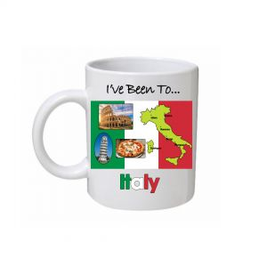I've Been To Italy Mug