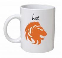 Leo Colour Mug
