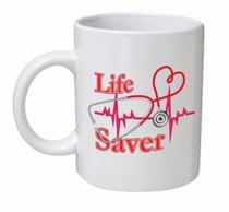 Doctor/Nurse Life Saver Mug