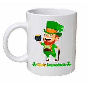 Lucky Leprechaun Mug