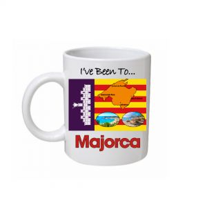 I've Been To Majorca Mug