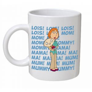 Family Guy Mummy Mug