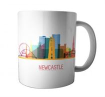 Newcastle Skyline Mug