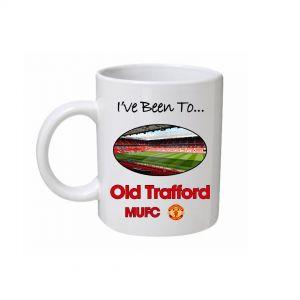 I've Been To Old Trafford Mug