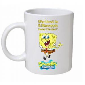Spongebob Theme Song Mug