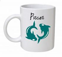 Pisces Colour Mug