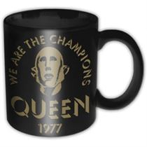 Queen Boxed Standard Mug: Champions