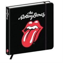 The Rolling Stone Classic Tongue Notebook - Official Licensed Merchandise