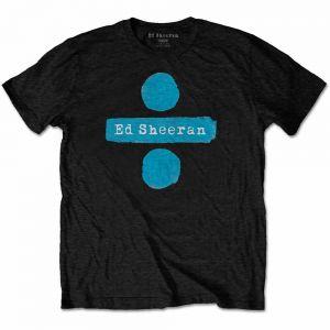 Ed Sheeran Divide Tour T-Shirt Black Medium