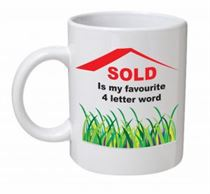 Estate Agent Career Mug