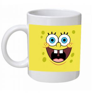 Spongebob Wraparound Mug