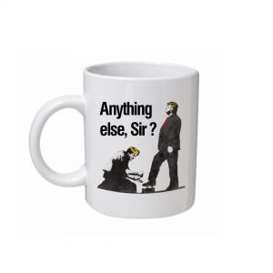 Anything Else, Boris Mug