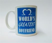 World's Greatest Boyfriend Mug