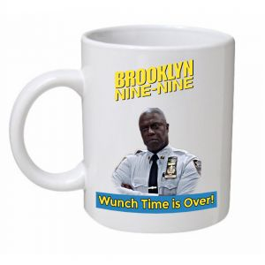 Wunch Time Is Over Mug