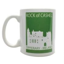 Rock Of Cashel Tipperay Mug