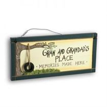 Memories - Mini Magnetic Plaque