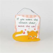 Move The Cat - Pet Hangers