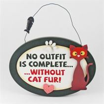 No Outfit Complete - Pet Hangers