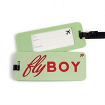 Flyboy - Luggage Tags (Pack Of 2)