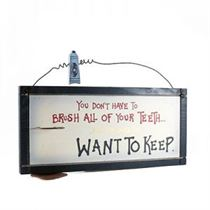 Teeth You Want To Keep - Home Plaque