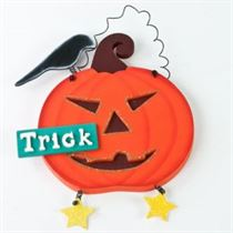 Hanging Trick - Halloween Hanging Sign