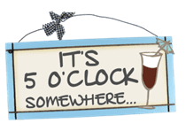 It's 5 O'Clock Somewhere - Sweet Sentiments Plaque