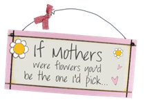 Flowers Mother - Sweet Sentiments Plaque