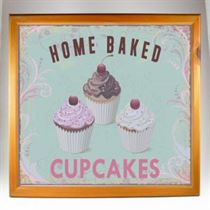 Cupcakes - Padded Lap Tray