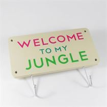 Welcome Jungle - Garden Hanger