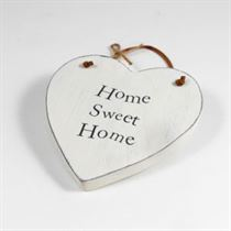 Home Sweet Home - Heart Hangers