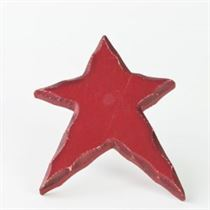Star (Red) - Hanger