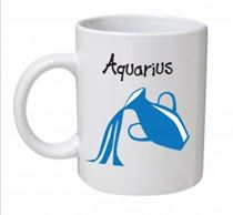 Aquarius Colour Mug