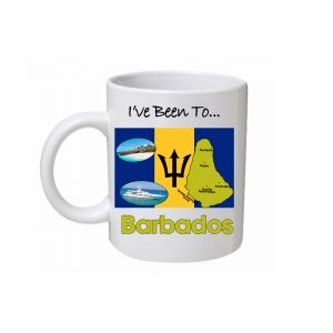 I've Been To Barbados Mug