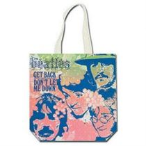The Beatles Get Back Cotton Tote Bag - Music and Media