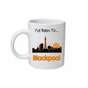 I've Been To Blackpool Mug