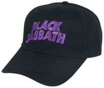 Black Sabbath Logo & Demon Baseball Cap