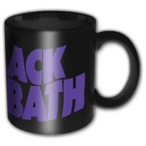 Black Sabbath Wavy Logo Boxed Mug - Music and Media