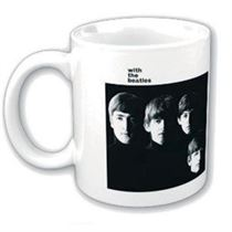 The Beatles Boxed Mug : With the Beatles - Music and Media