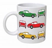 Porsche 911 Classic Car Mug