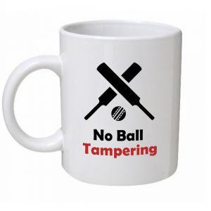 No Ball Tampering Cricket Mug