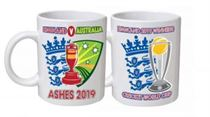 England CWC Winners 2019 & Ashes 2019 Mug Bundle