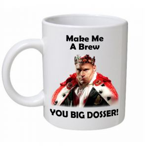 Tyson Fury Make Me A Brew Mug