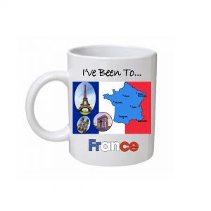 I've Been To France Mug