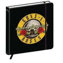 Guns N' Roses Notebook: Classic Logo (Hard Back) - Music and Media