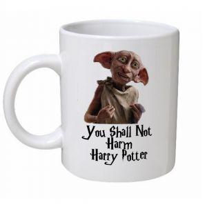 You Shall Not Harm Harry Potter Mug