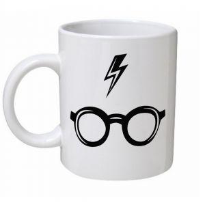 Harry Potter Scar & Glasses Mug