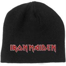 Iron Maiden Logo Beanie Hat