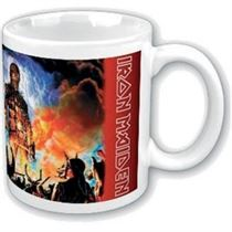 Iron Maiden Boxed Mug: Wicker Man - Music and Media
